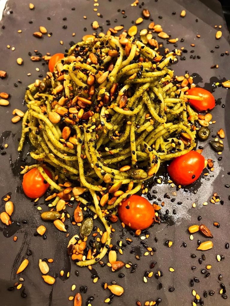 Quinoa Spaguetti