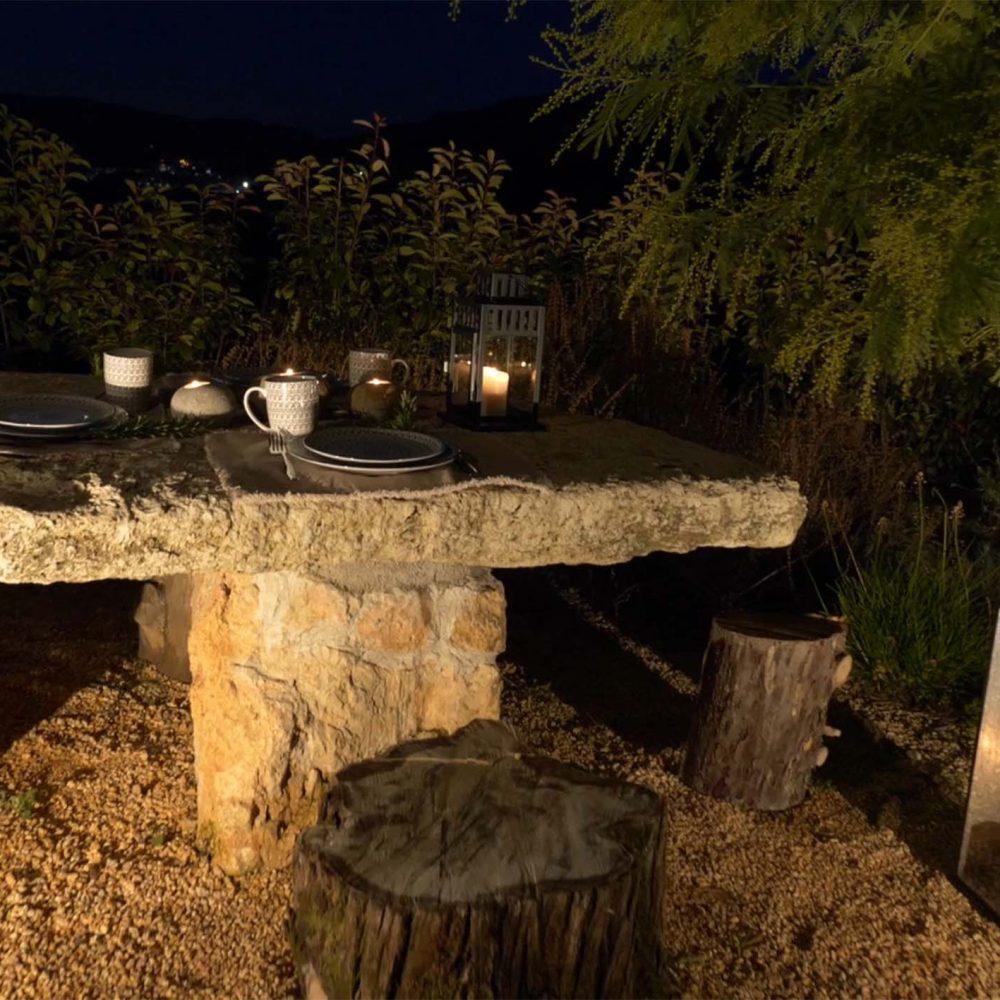 Table-at-night
